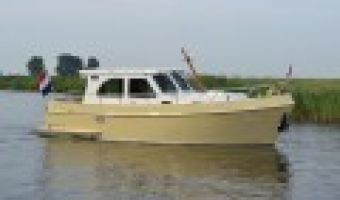 Motoryacht Vri-jon Open Kuip 29 till försäljning