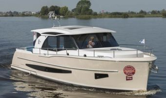 Motor Yacht Boarncruiser Elegance 1200 Sedan for sale