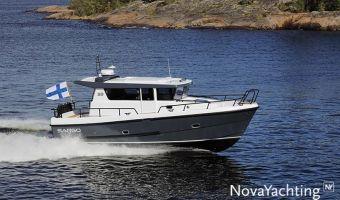 Моторная яхта Sargo 33 Explorer для продажи