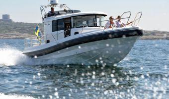 Motor Yacht Paragon 31 Flybridge til salg