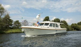 Motor Yacht Linssen Grand Sturdy 40.0 Sedan for sale