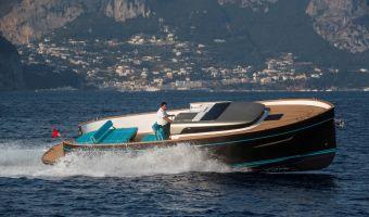 Motoryacht Apreamare Gozzo till försäljning