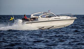 Motor Yacht Nimbus Weekender 9 til salg