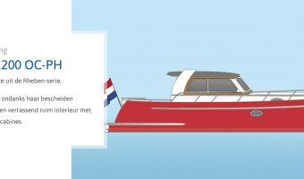 Motoryacht Rheben 1200 Oc-ph till försäljning