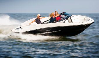 Speed- en sportboten Sea Ray Sport 190 eladó