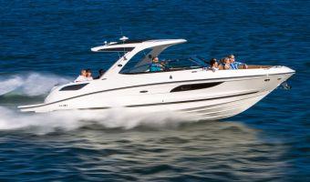 Bateau à moteur open Sea Ray Slx 350 à vendre