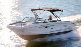 Bateau à moteur open Sea Ray Sdx 290 à vendre