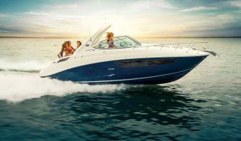 Speed- en sportboten Sea Ray Sundancer 280 eladó