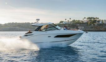 Speed- en sportboten Sea Ray Sundancer 320 eladó