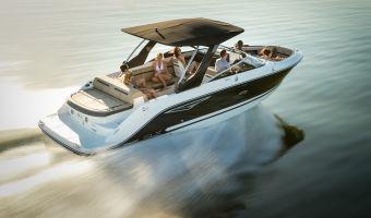 Speed- en sportboten Sea Ray Slx 280 eladó