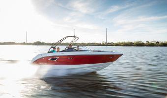Speed- en sportboten Sea Ray Slx 230 eladó