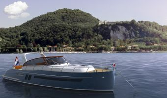 Motoryacht Crown Keyzer 45 Steep Bow Cabriolet in vendita