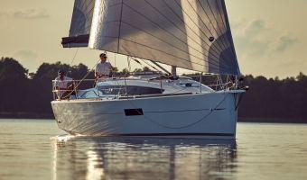Парусная яхта Jeanneau Sun Odyssey 319 для продажи