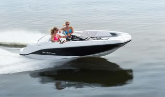 Hastighetsbåt och sportkryssare  Scarab 165 G Jetboot till försäljning