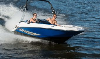 Speedboat and sport cruiser Scarab 165 Id Jetboot for sale