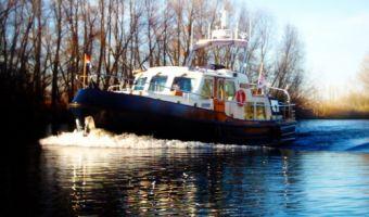 Motor Yacht Stevenvlet 1245 Deeneplaat til salg