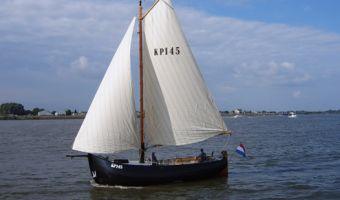 Парусная яхта Staverse Jol 900 Visserman для продажи