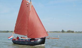 Парусная яхта Staverse Jol 800 Kajuit для продажи
