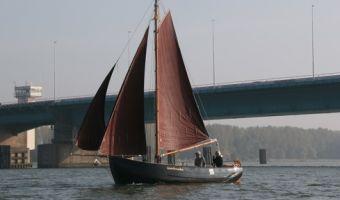 Парусная яхта Staverse Jol 700 Visserman для продажи