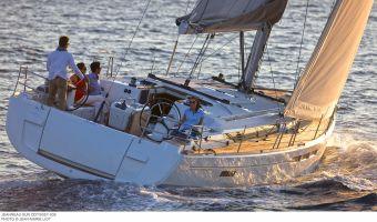 Парусная яхта Jeanneau Sun Odyssey 519 для продажи