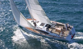 Парусная яхта Jeanneau Yacht 58 для продажи