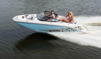 Speed- en sportboten Scarab 195 Id Jetboot de vânzare