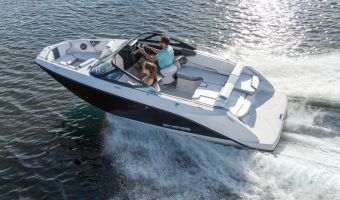 Speedboat and sport cruiser Scarab 195 G Jetboot for sale