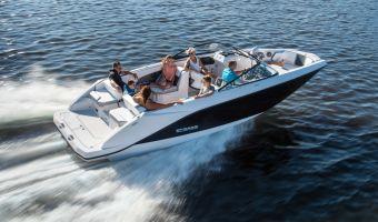 Speed- en sportboten Scarab 255 G Jetboot de vânzare