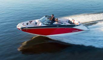 Быстроходный катер и спорт-крейсер Scarab 215 Id Jetboot для продажи