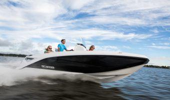Speed- en sportboten Scarab 195 Open G Jetboot de vânzare