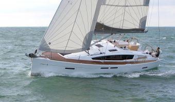 Парусная яхта Jeanneau Sun Odyssey 41 Ds для продажи
