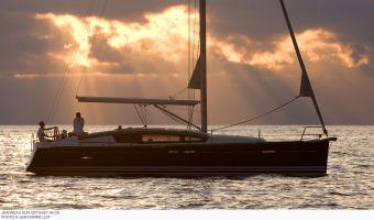 Парусная яхта Jeanneau Sun Odyssey 44 Ds для продажи