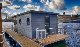 Bateau à moteur La Mare Houseboats Apartboat Mini à vendre