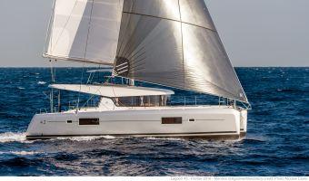 Mehrrumpf Segelboot Lagoon 42 zu verkaufen