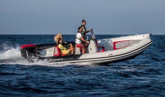 RIB und Schlauchboot Zodiac Medline 660 zu verkaufen