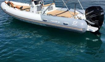 Резиновая и надувная лодка Zodiac Medline 740 для продажи