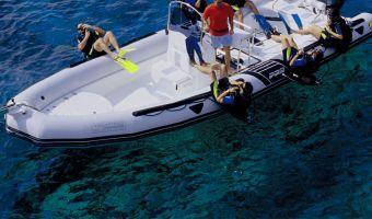 RIB und Schlauchboot Zodiac Pro Classic 850 zu verkaufen