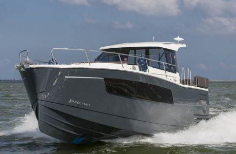 Delphia Escape 1100S, Motorjacht Delphia Escape 1100S te koop bij Nieuwbouw