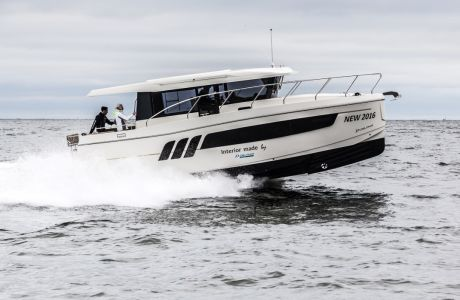 Delphia Escape 1150 Voyage, Motorjacht Delphia Escape 1150 Voyage te koop bij Nieuwbouw