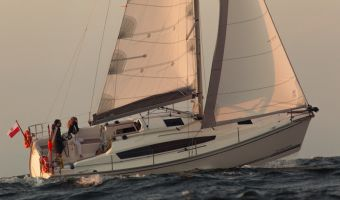 Sailing Yacht Delphia 34 for sale