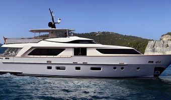 Superyacht motor Sanlorenzo Sd92 for sale