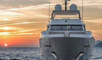 Superyacht motor Sanlorenzo Sd126 for sale