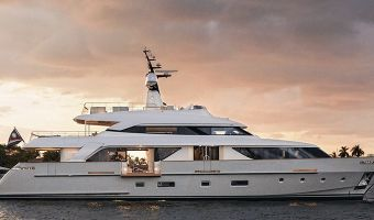 Superyacht motor Sanlorenzo Sd112 for sale