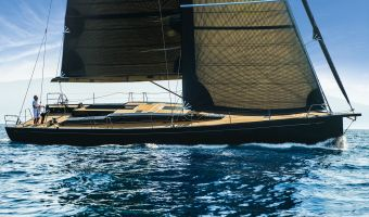 Sailing Yacht Grand Soleil 58 for sale
