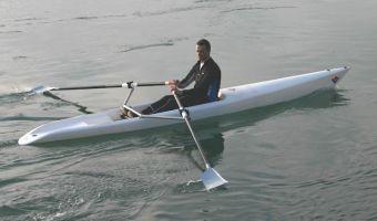 Open motorboot en roeiboot Virus Boats Skiff Classic eladó