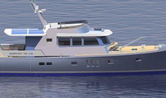 Motorjacht Deep Water Yachts Korvet 18 Long Range eladó
