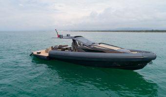 RIB and inflatable boat Anvera 48 for sale