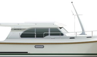 Motor Yacht Linssen Grand Sturdy 30.0 Sedan for sale