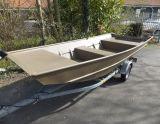 Yamaha G3 1442 Aluminium Platbodem, Offene Motorboot und Ruderboot Yamaha G3 1442 Aluminium Platbodem Zu verkaufen durch Nieuwbouw