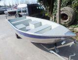 Marine 400 Fish Aluminium Visboot, Offene Motorboot und Ruderboot Marine 400 Fish Aluminium Visboot Zu verkaufen durch Nieuwbouw